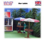 WASP Bar table