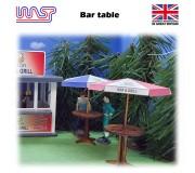 WASP Bar table