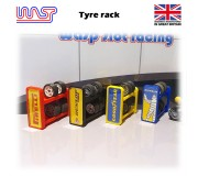 WASP Tyre rack