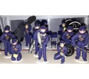 Slot Track Scenics PC/Dec. 3 Pit Crew Decals – Red Bull