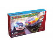 Micro Scalextric G1149 Coffret Law Enforcer