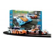 Scalextric C1384 Coffret Gulf Racing