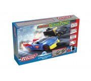 Micro Scalextric G1143 Justice League Set