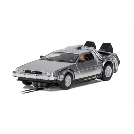 Scalextric C4117 DeLorean - 'Back to the Future'