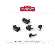 NSR 1517 Formula 86/89 - Roll bar - Mirrors - Air scope