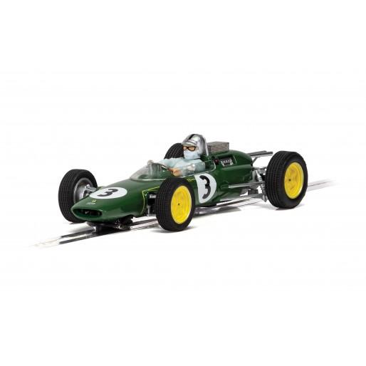 Scalextric C4083 Lotus 25 - Monaco GP 1963 - Jack Brabham
