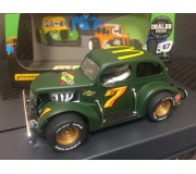 Pioneer P078-DS Legends Racer '37 Chevy Sedan, Green n.7