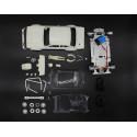 TTS Ford Escort Mk.1 Gr.2 Full White Kit - preassembled chassis
