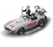 "Carrera DIGITAL 132 30655 Shelby Cobra 289 1963 ""YELLO"""