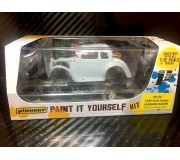 Pioneer Kit n.4 (PIY) Legends Racer '34 Ford Coupe Kit Blanc