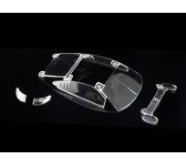 NSR 1377 Windows & Lights for NSR Porsche 997