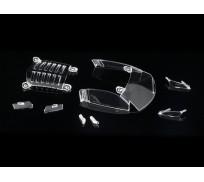 NSR 1404 Vitres & Phares pour NSR Audi R8