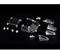 NSR 1324 Windows & Lights for NSR Ford MK IV
