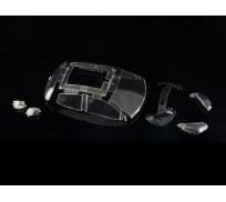 NSR 1312 Windows & Lights for NSR Renault Clio Cup and Rally Version