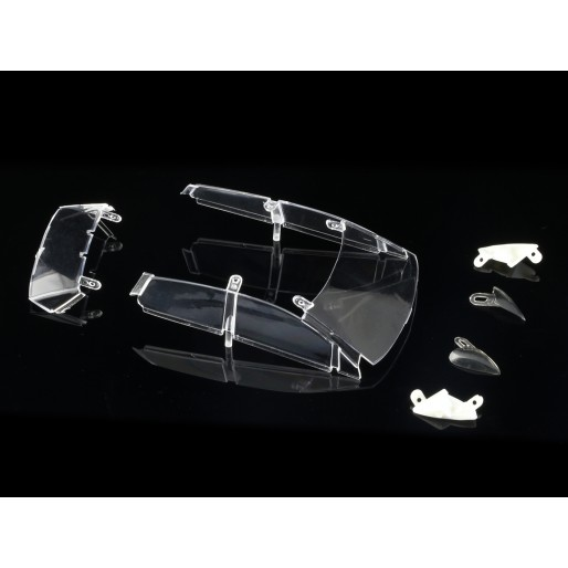 NSR 1346 Vitres & Phares pour NSR Abarth S2000