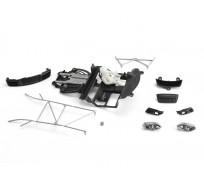 NSR 1406 Complete Cockpit for NSR Audi R8