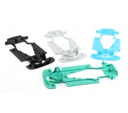 NSR 1604 Mercedes AMG GT3 Soft Blue Chassis for tria anglew/inline/sidewinder setup