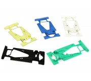 AUDI R18 TDI      WHITE      HARD          CHASSIS  for inline setup