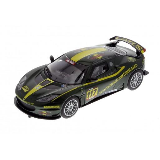 Scalextric C3506 Lotus Evora GT4, Lotus Thierry Verhiest