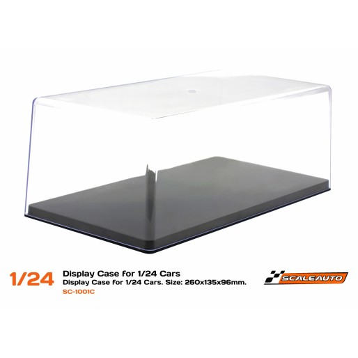 Scaleauto SC-1001C Display Case for 1/24 Cars
