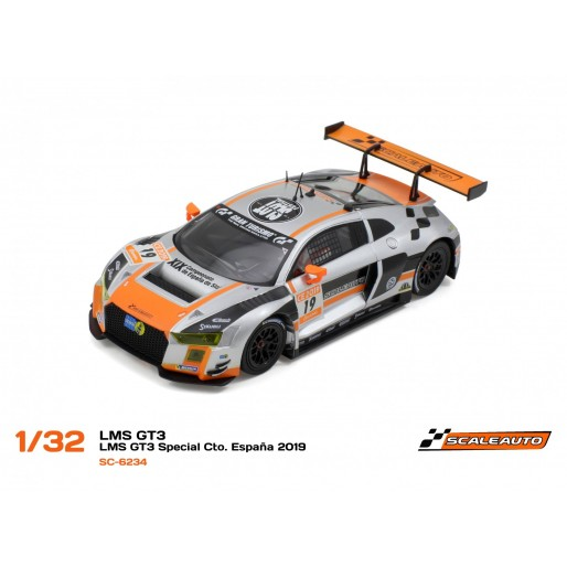 Scaleauto SC-6234 LMS GT3 Special Campeonato España 2019