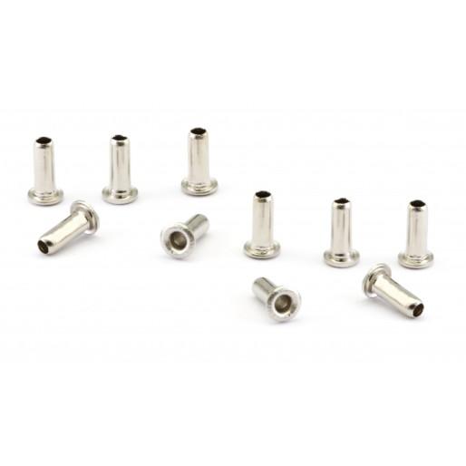 NSR 4821 Brass Eyelet x10