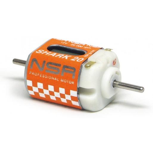 NSR 3004 SHARK 20 20000 rpm - 164 g.cm @ 12V