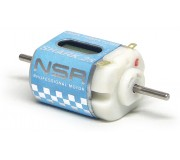 NSR 3003N SHARK 25 25000 rpm - 176 g.cm @ 12V Short can w/wires + sidewinder pignon for can drive