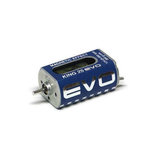 NSR 3026 KING 25 EVO 25000 rpm - 350 g.cm @ 12V Magnetic Effect
