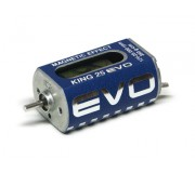 NSR 3026 King 25K EVO Motor - 25.000rpm - 350 g•cm @ 12V - Long can