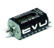 NSR 3028 King 38K EVO Motor - 38.500rpm - 365 g•cm @ 12V - Long can