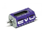 NSR 3029 King 46K EVO Motor - 46.000rpm - 365 g•cm @ 12V - Long can