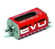 NSR 3030 Moteur King 50K EVO - 50.000rpm - 365 g•cm @ 12V - Cage longue
