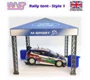 WASP Rally tent