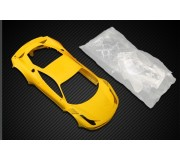 Black Arrow BABC02O Ferrari GT3 Italia Body Kit YELLOW