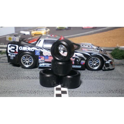 Paul Gage XPG-20126LM Urethane Tires 20x12x6mm x2