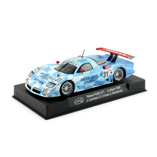 Slot.it CA14e Nissan R390 GT1 n.31 24h Le Mans 1998