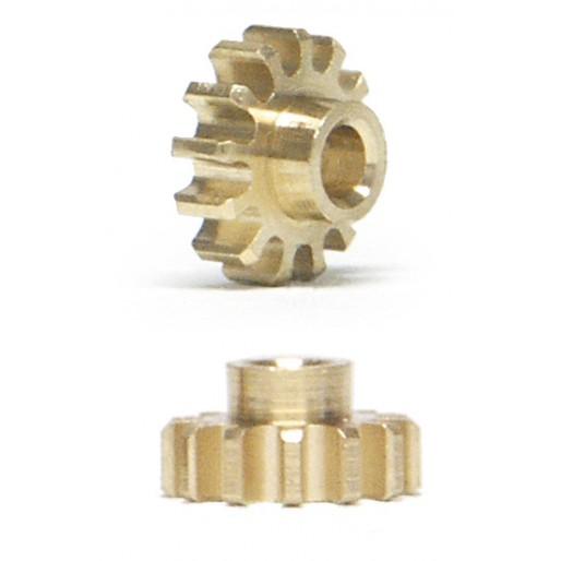 NSR 7115 Pinions Anglewinder 15 teeth extralight & no friction Ø7,5mm x2