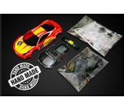 Black Arrow BACMKITW Ferrari GT3 Italia KIT AW RED-YELLOW n.21