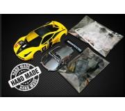 Black Arrow BACMKITX Ferrari GT3 Italia KIT AW YELLOW-INSIGHT n.17