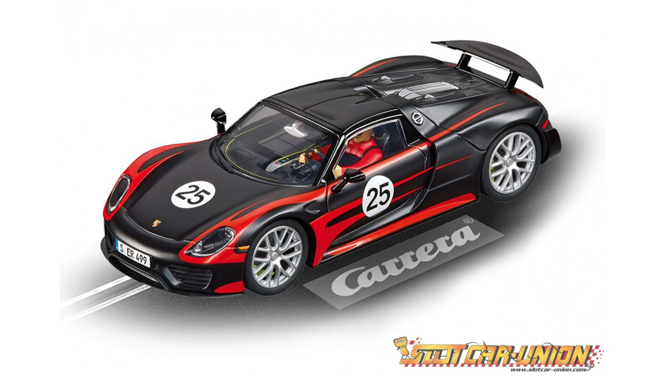 carrera digital 132 30697 porsche 918 spyder slot car union. Black Bedroom Furniture Sets. Home Design Ideas