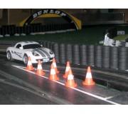 Slot Track Scenics Acc. 1 Cones x10