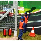 Slot Track Scenics Acc. 4 Fire extinguishers