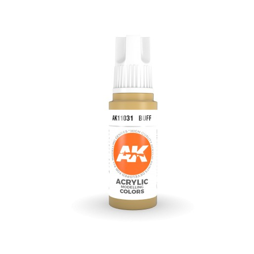 AK Interactive AK11031 Buff 17ml