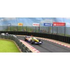 Slot Track Scenics Advert Boards 1 A