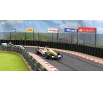 Slot Track Scenics Panneaux Publicitaires 1 A