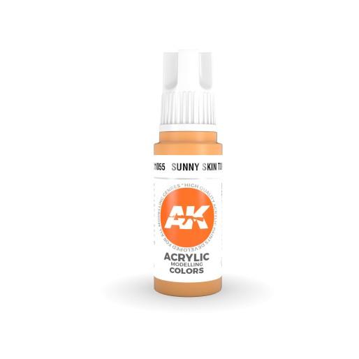 AK Interactive AK11055 Sunny Skin Tone 17ml