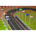 Slot Track Scenics CfP10 Clips for plastic track