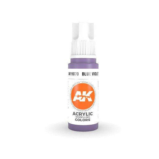 AK Interactive AK11070 Blue Violet 17ml