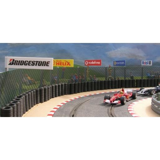 Slot Track Scenics Panneaux Publicitaires 1 B